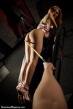 RE1212: Ariel Anderssen Caning Bench
