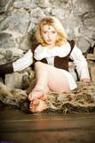 SS0426S: Nicole Rayner Warrior Princess