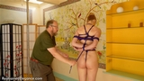 VID0581A: Ariel's Rope Tutorial - Chest Harness