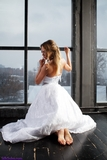 SS0475S: Delta barefoot bride