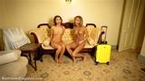 VID0575: Czech Beauty, Natalia Forest in protective custody