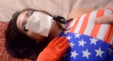 KIMMY SUPERHEROINE STAR GIRL CHLORO & FONDLED WHITE SLAVERY!