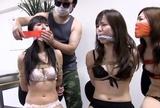 JAPANESE SECRETARIES IN TROUBLE (GAG TALK FRENZY)