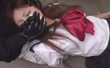 ASIAN SCHOOLGIRL SLEEPY / BONDAGE CAPTIVE