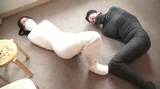 ASIAN GIRLS DRINK KO'd & MUMMIFIED