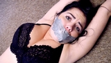 KYLA SPY GIRL GAGGED, GROPED & KO 2X