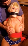 ABBEY SUPERHEROINE STARIA KO GAGGED & GROPED! (FULL LENGTH VIDEO)