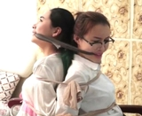 ASIAN SPY GIRLS GAG ORDEAL