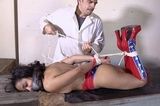 LONI SUPERHEROINE WW GAGGED GROPED CHLORO 4x (Featuring the Return of Dr. Morpheus)