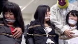 JAPANESE GIRLS GAGGED & FONDLED 2