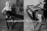 Sawing in Black & White Photos