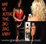 Kat vs Jessie Pt2 Zig Zag Lady RM