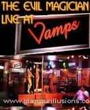 Evil Magician Live at Vamps Pt1 RM