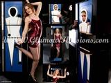 Jess Zig Zag Lady illusion Photos