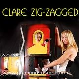 Clare Zig Zagged Photos
