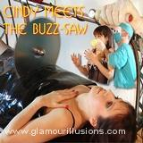 Cindy Meets The BuzzSaw RM