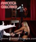 Francesca Guillotined WMV