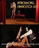 Francesca Sword & Jigsaw illusion RM