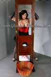 Hannah Lewis Guillotine Photos