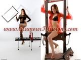 Rebecca Bowsawing & Leg Guillotine Photos