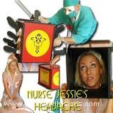 Jessie Nurse Head Daggers RM