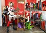 Cosplay Group Magic Set 1 Photos