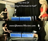 Art of Sawing a Woman in Half MP4 Video