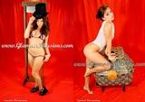 Kim Heart Guillotine & Sword bskt Photos
