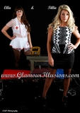 Ella & Tillie Jigsaw Photos