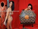 Becca Zig Zag & Sword Basket Photos