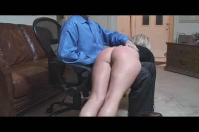 Homemade spank vids