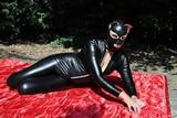 Masked Cat Girl