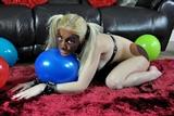 Rachelle Balloons Pup