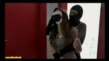 Sadistic masked intruder