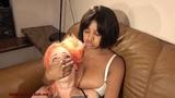 Lesbian revenge of Janelle