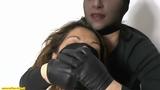 Kinky masked dominatrix