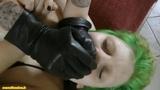 Alizee gloved domina