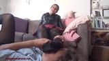 Smelly pantyhose slave 2