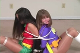 Vid242: Adventures of BatBecca and Robyn