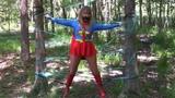 SuperBecca Kryptonite web trap