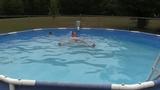 Becca's Pool Fun